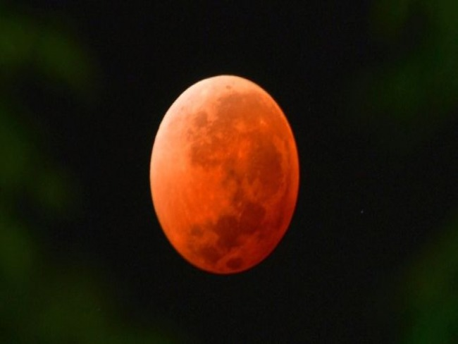 Com eclipse total da lua, 'superlua de sangue' ficará visível neste domingo