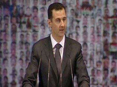 Irã apoia plano proposto por presidente da Síria para encerrar crise