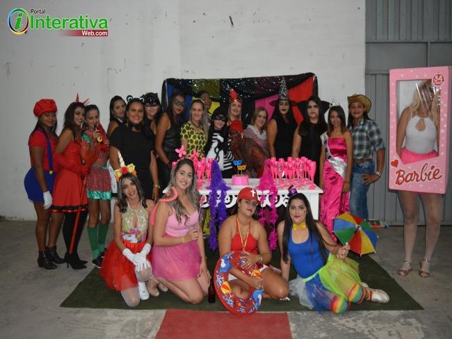 No ultimo dia 28 de junho, um grupo de Mulheres de Betânia do Piauí organizaram uma festa à Fantasia e o resultado é surpreendente.