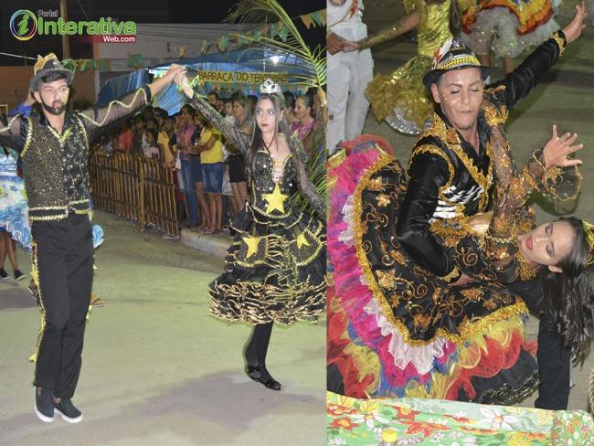 Com o objetivo de resgatar as tradições locais e herança cultural, à Unidade Escolar Prof. Francisco José Tibúrcio realizou o Arraia do Tibúrcio em Betânia do Piauí.