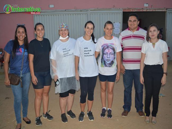 Betânia do Piauí: Médicos da Expedição Médica Voluntária do Instituto Dharma, realizam atendimentos no município.