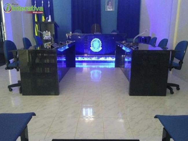 CONVITE: Solenidade e abertura do ano legislativo da Câmara Municipal de Betânia do Piauí.