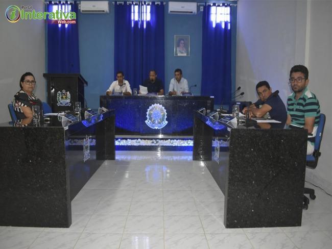 Câmara municipal de vereadores de Betânia do Piauí-PI realizou nessa terça-feira (21), sessão ordinária.