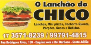 Chico do Lanche