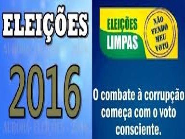Eleições 2016 – Novas regras para eleições municipais já estão valendo