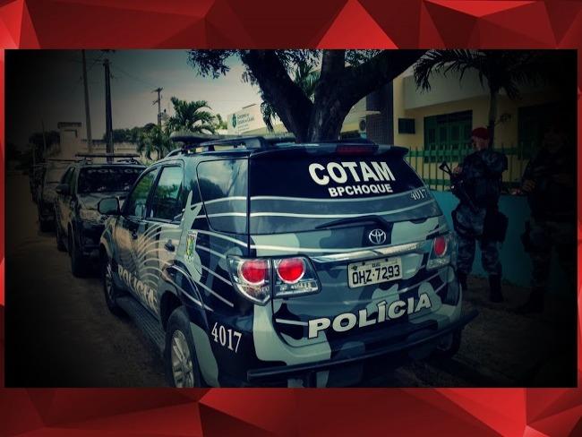 Traficantes são presos e outro baleado em troca de tiros com policiais do Cotam na zona Sul de Fortaleza