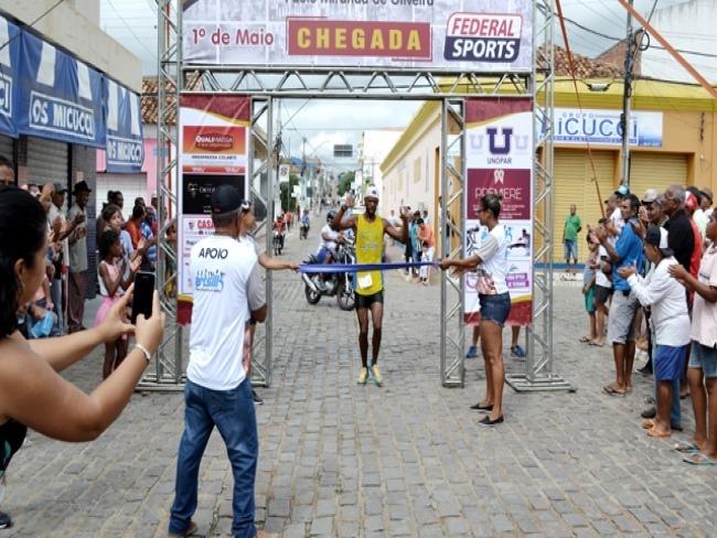 Miguel Calmon: Corrida Paulo Miranda foi realizada nesta terça-feira, dia 1º.