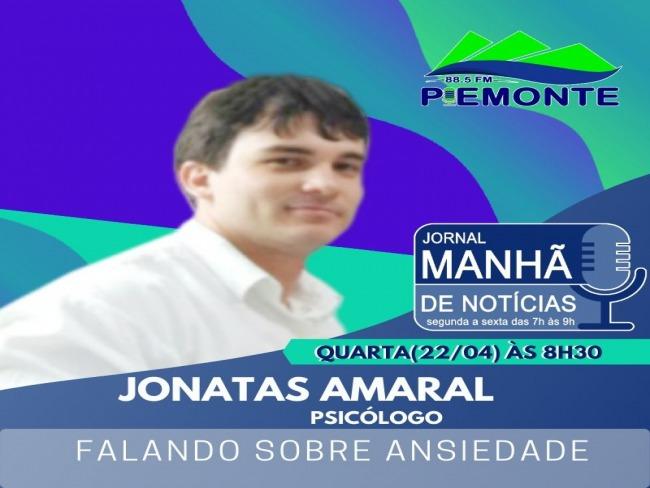 JORNAL MANHÃ DE NOTÍCIAS NESTA QUARTA (22/06)