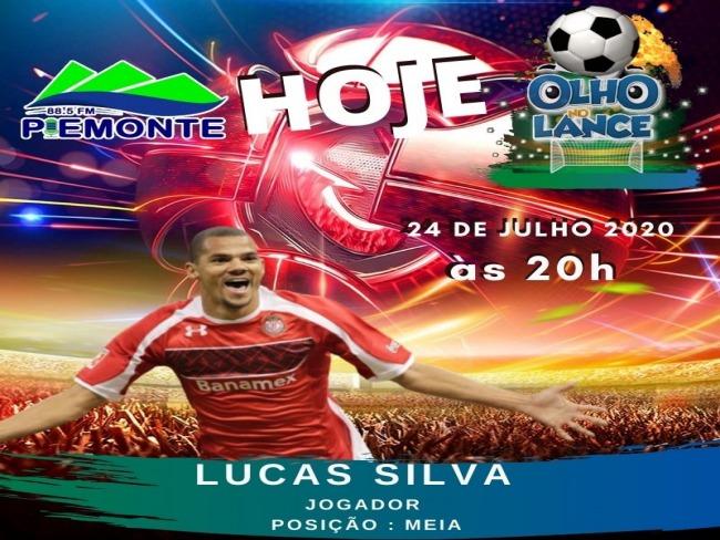 HOJE(24/07) NO PROGRAMA OLHO NO LANCE