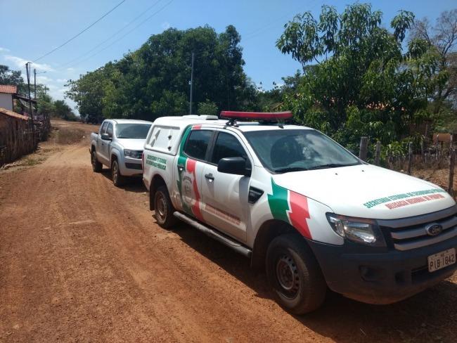 Polícia Civil deflagra a operação 'Catena' em Piripiri e prende cinco pessoas