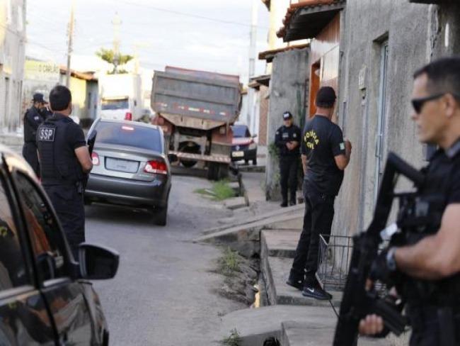 Operação em Piripiri e região resulta em 51 prisões
