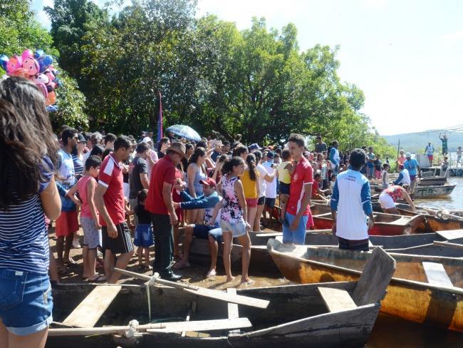 Piripiri realiza a XXXII Edição da Regatas e Canoas
