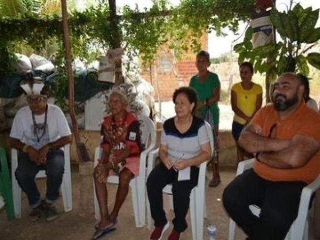 Governo vai doar terras para indígenas de Piripiri e Lagoa do São Francisco