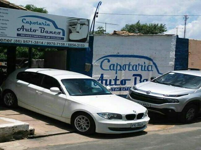 Capotaria Auto Banco