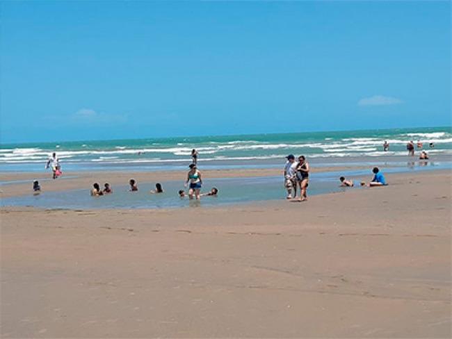 Semar considera praias de Atalaia e Peito de Moça como próprias para banho