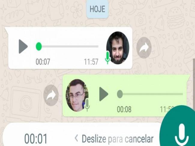 Descubra como ouvir áudio no WhatsApp sem que a outra pessoa saiba