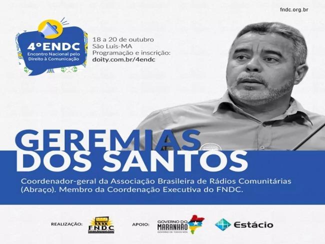 O 4º Encontro Nacional pelo Direito à Comunicação (4ENDC) a