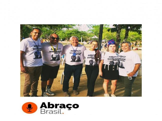 ABRAÇO BRASIL sobe a Serra da Barriga - AL no dia da Consciência Negra