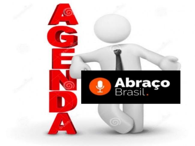 AGENDA ABRAÇO BRASIL EVENTOS ABRAÇOS ESTADUAIS