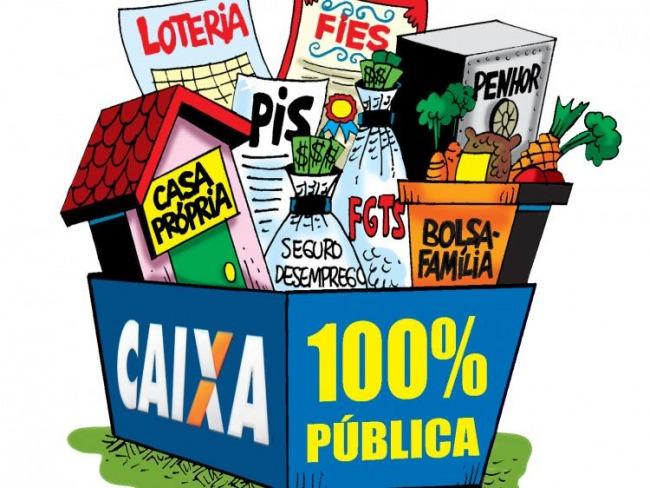 Venda de subsidiárias da Caixa enfraquece e compromete papel social do banco.