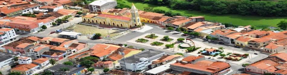 Vista aérea de Mombaça