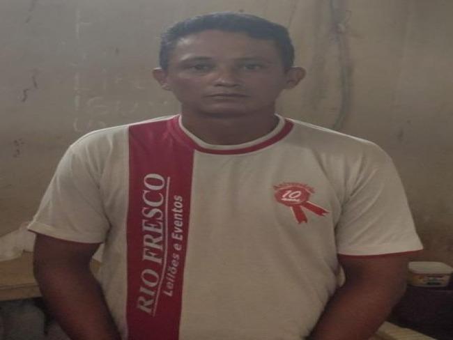 Polícia Civil de Tucumã prende foragido do Estado do Tocantins