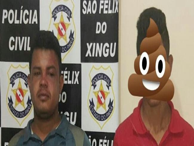 PM prende ladrões e receptadora em São Félix do Xingu