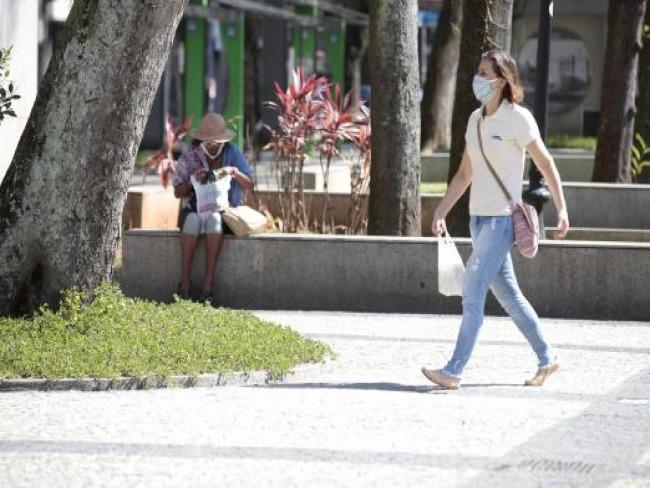 Uso de máscaras em Santos será obrigatório a partir de 1º de maio