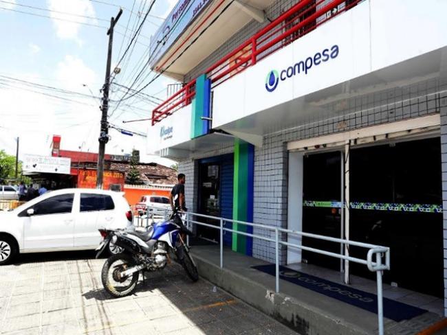 LOJAS DE ATENDIMENTO DA COMPESA VOLTAM A FUNCIONAR PRESENCIALMENTE