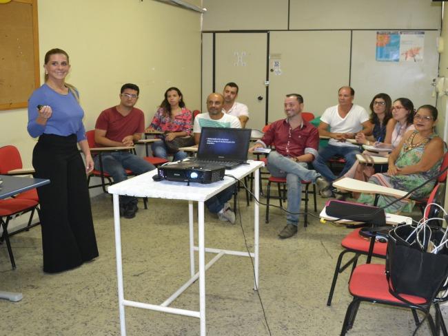 Iniciado curso de Blindagem e Pino de Fibra de Vidro em SJB