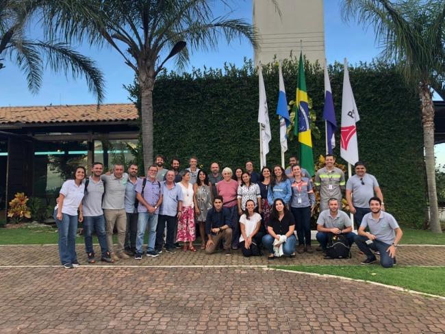 RPPN Caruara sedia workshop para discutir estratégias de restauração de restinga
