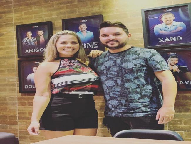 A volta do Forró Pegado? Douglas Pegador e Kelly Silva cantam juntos novamente!