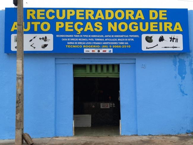 Recumperadora de Auto Peças Nogueira