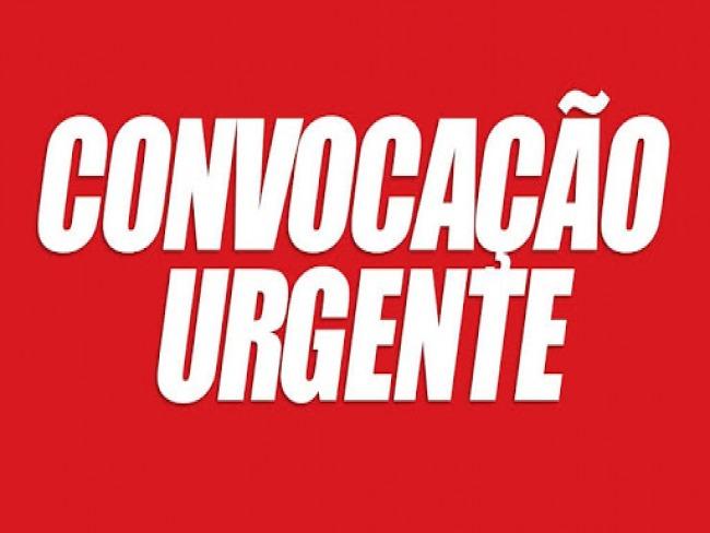 URGENTE - CONVOCADA REDE NACIONAL DE RADIO E TV NESTA QUINTA (12) ÁS 20:30