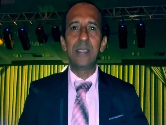 O rádio Baiano está de luto Morre vitima de Covid-19 Sérgio Aguiar