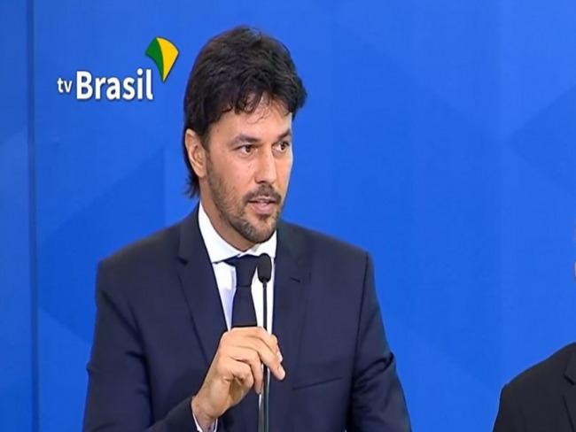 Fábio Faria toma posse como Ministro das Comunicações