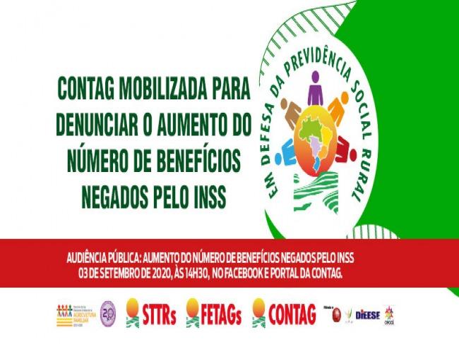 ABRAÇO BRASIL CONVOCA RÁDIOS PARA ADESÃO A CAMPANHA QUE DENUNCIA O AUMENTO DE  BENEFÍCIOS NEGADOS PELO INSS