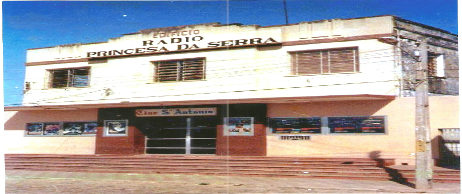 RÁDIO PRINCESA DA SERRA AM