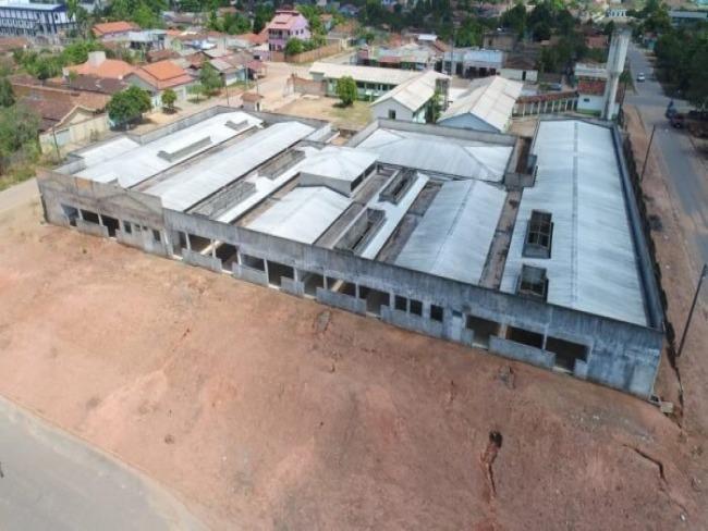 Engenheiros da Vale chegam em Ourilândia para discutir obra do Hospital Regional