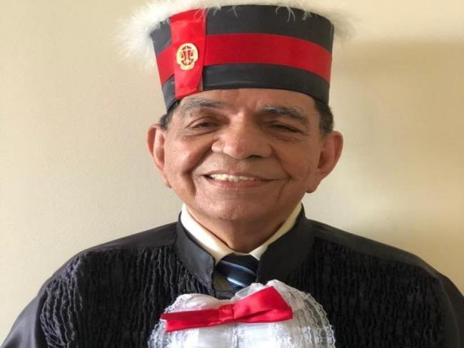 Idoso de 82 anos se forma em Direito em Castanhal