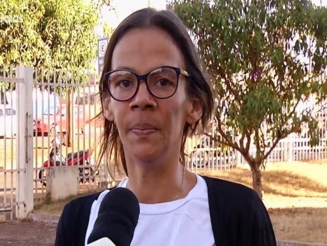 Mãe de porteiro morto por causa de bolinha de papel crê que 'justiça será feita', em Itumbiara