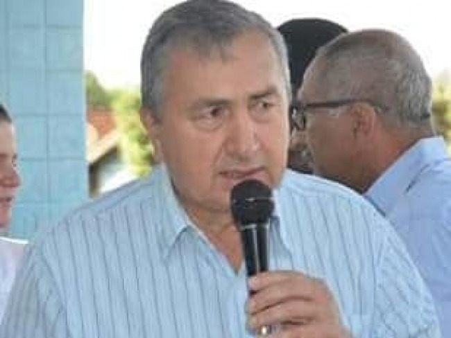 PREFEITO GILMAR ALVES TEM SEUS DIREITOS POLÍTICOS CASSADOS